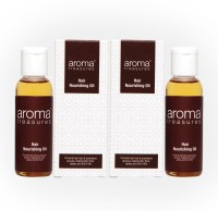 Aroma Treasures Nourishing Oil 50ml (Pack Of 2) Hair Oil (100 Ml)