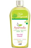 Kesh Regrowth Hair Fall Control Ayurvedic Medicinal  Hair Oil (200 Ml)