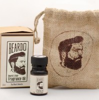 Beardo The Black Velvette Beard Fragrance Hair Oil (10 Ml)