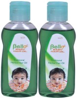Bello Baby Herbal Hair Oil (200 Ml)