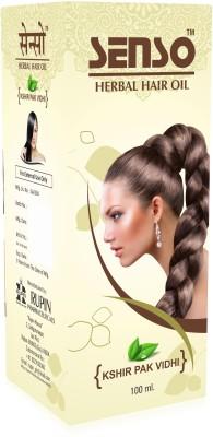 Senso Herbal Hair Oil (Kshir Pak Vidhi) Hair Oil (200 Ml)