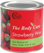 The Body Care Hair Removal The Body Care Strawberry Wax