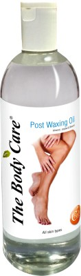 The Body Care Hair Removal The Body Care Post Waxing Oil