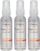 L 'Oreal Paris Everstyle Smooth & Shine Serum (Pack Of 3) (150 Ml)