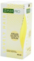 Streax Pro Lovely Hair Argan Secrets Serum (45 Ml)
