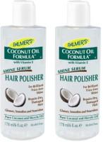 Palmer's Coconut Oil Formula Hair Polisher (Pack Of 2) (356 Ml)