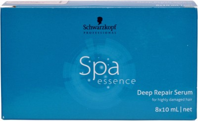 Schwarzkopf Hair Serums 8x10ml