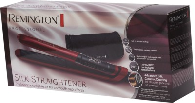 Remington S9600 Silk Straightener Hair Straightener