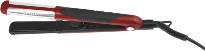 Wahl Curly Straight Hair Straightener (Red)