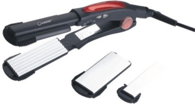 Ovastar OWHS-1320 Hair Straightener (Black)