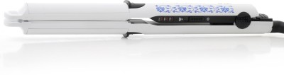 Guo Wei GWD-822 Professional Hair Straightener (White)