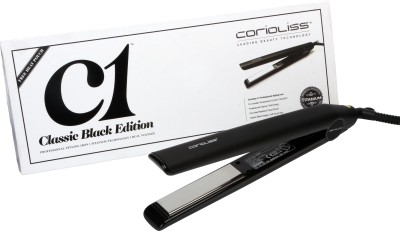 Corioliss C1 Hair Straightener (Black)