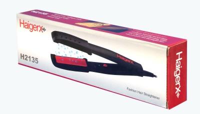 Haigerx H2135 H2135 Hair Straightener (Black)