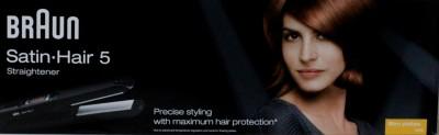 Buy Braun Precisionliner ESS Hair Straightener: Hair Straightener