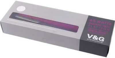 VNG Hair straightener SP1617F Hair Straightener (Grey)