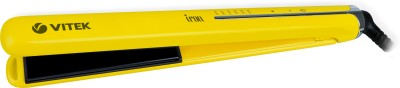 Vitek Vt-2312y-I Hair Straightener (Yellow)