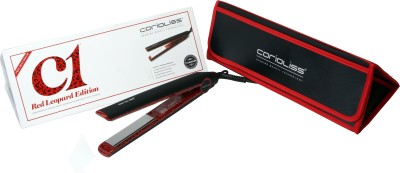 Corioliss C1 Red Leopard Hair Straightener
