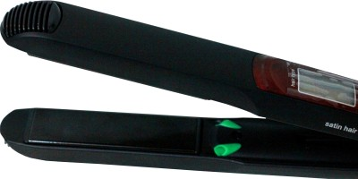 Braun Satin ES3 Hair Straightener (Black and Red)