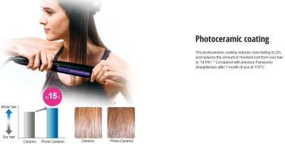 Panasonic Multi Styling EH-HW18 Hair Straightener