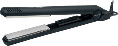 Corioliss City Style Titanium Hair Straightener (Black)