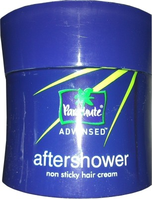 Buy Parachute Advanced After Shower Non Sticky Hair Cream Hair Styler: Hair Styling
