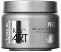 LOREAL Design Sculpting Paste Made In Made In Spain Hair Styler