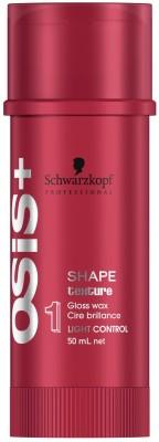 Schwarzkopf Hair Styling Schwarzkopf Osis Gloss Wax Hair Styler