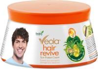 Veola Men Sun Protect Cream Hair Styler (Light Orange Opec)