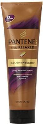 Pantene Hair Styling Pantene Pro V Truly Relaxed Hair Oil Creme Moisturizer Hair Styler