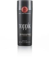 Toppik Hair Building Fibers - Black, 27.5g Hair Styler