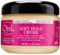 Dr. Miracle's Curl Care Soft Hold Creme Hair Styler