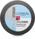 Loreal Paris Studio Line 7 Style Rework Remix Fibre-Putty Hair Styler