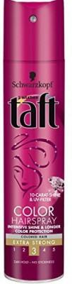 Schwarzkopf Taft Hair Styling Schwarzkopf Taft Color Spray Hair Styler