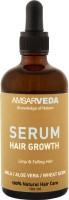 Amsarveda Hair Growth Serum - 100% Natural (100 Ml)