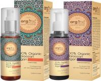 Aryanveda Herbals 100% Moroccan Arganic Hair Shampoo & Hair Tonic (200 Ml)