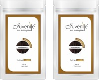 Juvenile Hair Building Fiber Refill Bag Of Dark Brown (30 G)