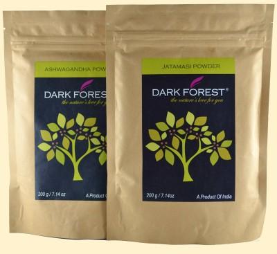 Dark Forest Dark Forest Ashwagandha+ Jatamasi Combo