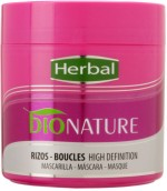 Herbal Bionature Herbal Bionature Rizos/Boucles High Definition Mask