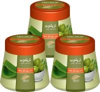 Trichup Hair Fall Control Herbal Cream (200 Ml) (Pack Of 3) (200 Ml)