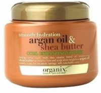 Organix Smooth Hydrating Argan Oil & Shea Butter Curl Enhancing Yogurt (237 Ml)