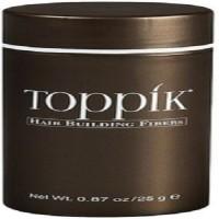 Toppik Hair Building Fiber Black (25 G)