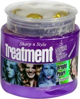 Sharp N Style Bright Pearl Hair Spa Treatment (500 Ml)