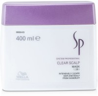 Wella Sp Clear Scalp Mask 3 (400 Ml)