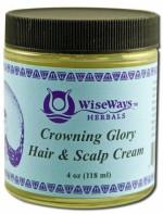 Wise Ways Herbals Wise Ways Herbals Crowning Glory Hair Cream