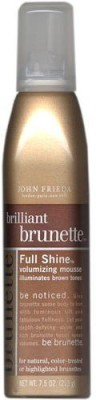 John Frieda Hair Volumizers John Frieda Brilliant Brunette Full Shine Volumizing Hair Volumizer Gel Mousse
