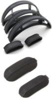 Out Of Box Puff Set Of 5 And Chimti 2pcs OOB_1002 High Hair Volumizer Bumpits (7 G)