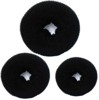 99dailydeals Combo Of Donuts (Pack Of 3) R60 Hold Hair Volumizer Bumpit (50 G)