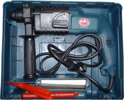 DT-20-Rotary-Hammer-Drill