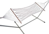 Hangit Bliss Cotton Hammock (White)