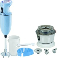 Desire Twisterdelux 225 W Hand Blender (Blue, White)